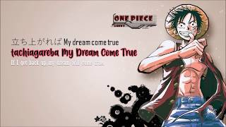 Gambar cover GENERATIONS from EXILE TRIBE - Hard Knock Days(Kanji+Romaji+English Lyrics)One Piece 18 Opening Song