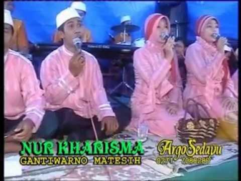 Sholawat Tombo Ati Pepeling, Rebana Nur Kharisma