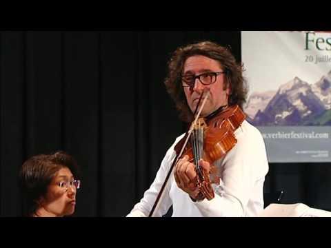 Yuri Bashmet works on all three movements of Shostakovich's Sonata for Viola and Piano Op 147