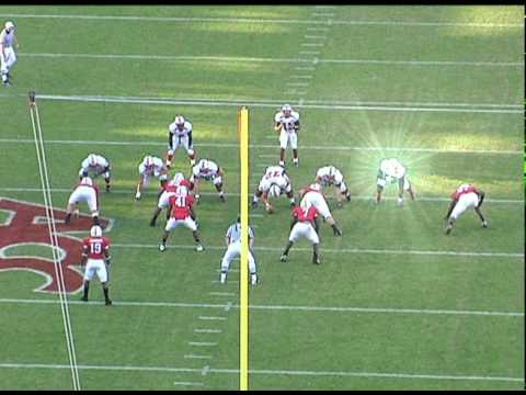 Bruce Campbell: Redefining the Tackle Position