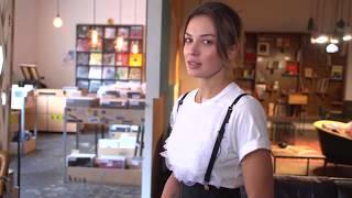 21 вопрос Насте Топольской от Vogue UA