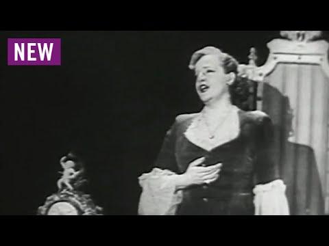 Eleanor Steber - Porgi amor (Le nozze di Figaro) - 1952
