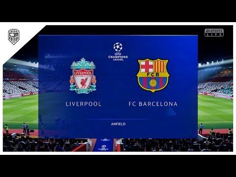 Leg Dua Semifinal Liga Champions UEFA: Liverpool vs Barcelona (Prediksi & Simulasi FIFA 19)