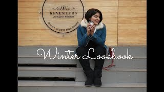 Winter Look Book | December Outfit Ideas | Shreya Jain