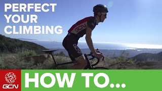 How To Perfect Your Climbing