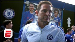 Are Frank Lampard and Chelsea in a must-win scenario already vs. Norwich? | Premier League