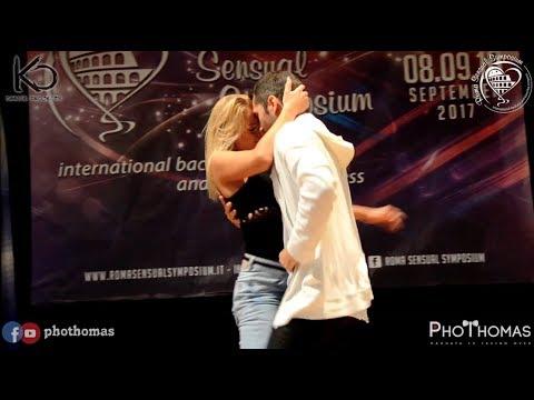 Kiko & Christina - Camila Cabello ft Young Thug, HAVANA (DJ Eranz) @ Roma Sensual Symposium´17
