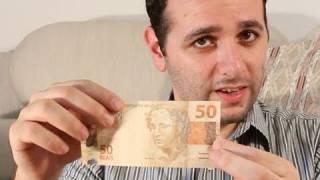 Segredos da nova nota de R$ 50