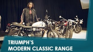 Sponsored: The Triumph Bonneville Family | NDTV carandbike