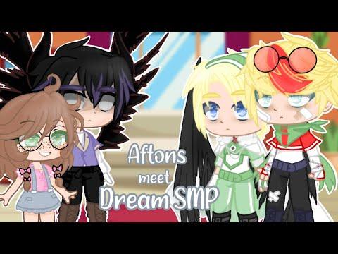 Aftons Meet Dream SMP | (remake) | Gacha Club | 1/?