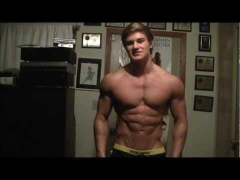 Jeff Seid Transformation 17 years old
