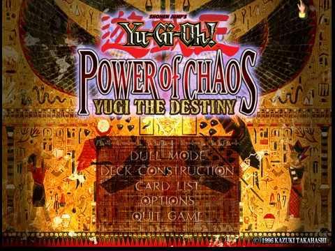 Detonado Yu-Gi-Oh! Power of Chaos: Yugi the Destiny part 1