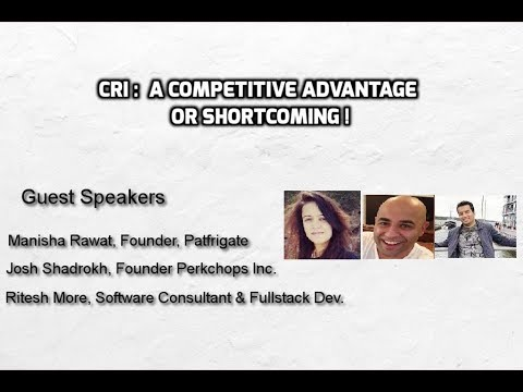 Patent Webinar : Computer Related Inventions (CRI) Patentability