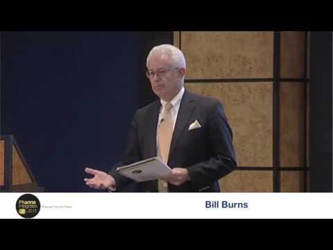 PHARMA INTEGRATES 2015 DAY 1   Bill Burns opening