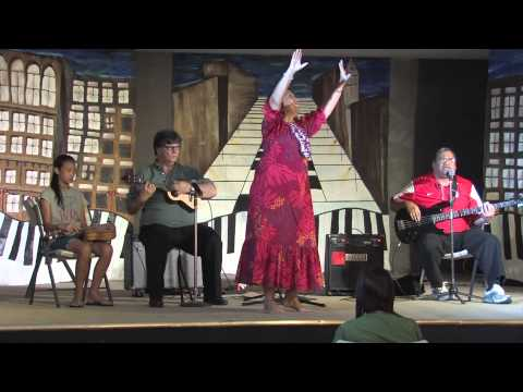 Ukulele Master Wayne Reis  Full Performance at Red Rock Canyon School