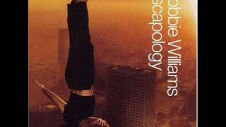 Robbie Williams-Love somebody + lyrics