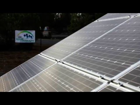 CEC Solar Community 2016