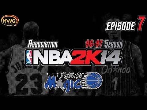 MWG -- NBA 2K14 (UBR) -- Orlando Magic Association, Episode 7