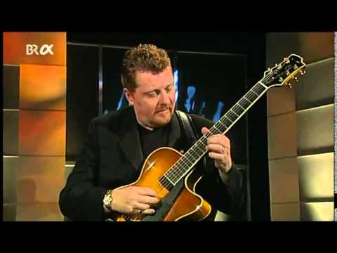 Martin Taylor '' lady be good '' Django Reinhardt guitar Gipsy