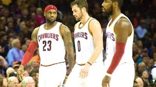 dont let this distract u from the fact that cavs r 1-3 since the korver trade (Cavs Lowlights)