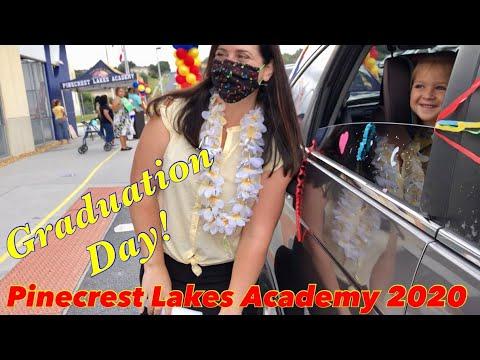 GRADUATION DAY! | Kindergarten Class of 2020 - Pinecrest Lakes Academy