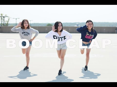 Boom Clap - Charli XCX -Dance Cover  - May J Lee Choreography