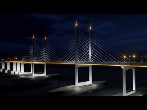 Longest bridge in South East Asia soon to be open to the public