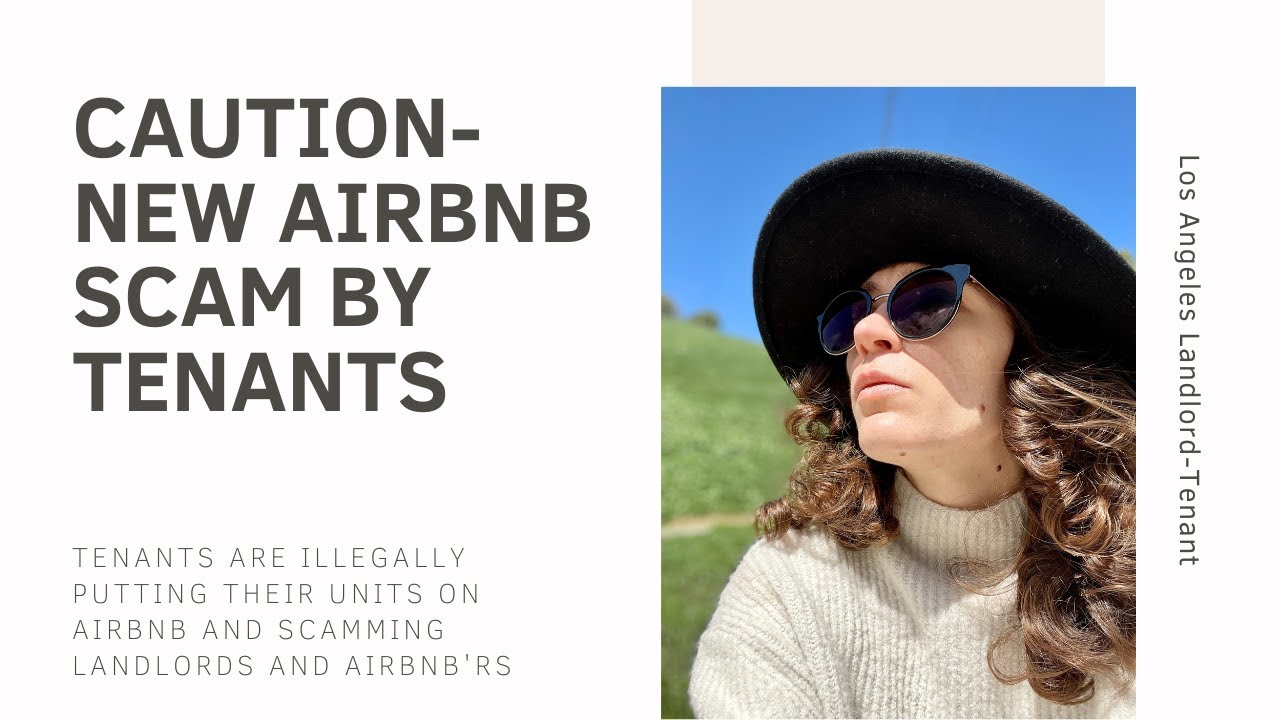 The L.A. Apartment Airbnb Scam