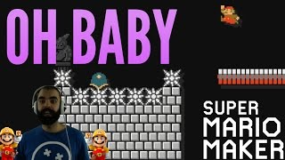 Mario Maker - Super Expert Highlights (Twitch Livestream 9/30/2016)