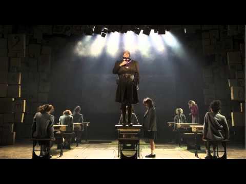 Trunchbowl Rant To Matilda, Matilda the Musical