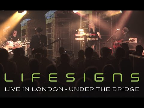 """Lifesigns """"Live in London - Under The Bridge"""" - Official DVD Trailer"""
