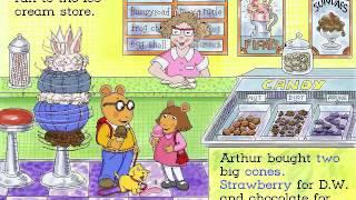 lets play living books arthur's reading race part 4 (fair use)