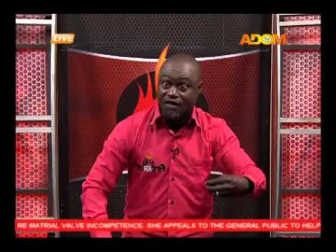Ghana's Football Association - Fire 4 fire on Adom TV (12-11-15)