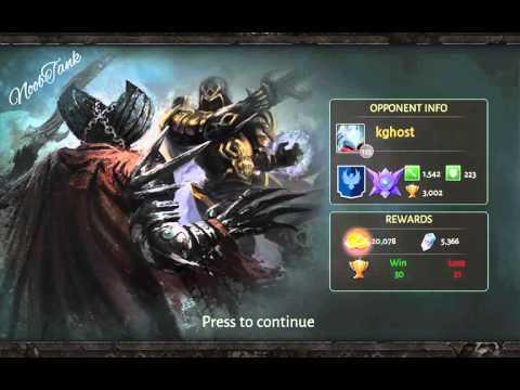 Dungeon Hunter 5 Haste Mr Combo.