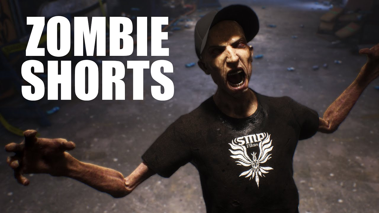 Zombie Shorts (Ep. 1) - Hungry For Hotdogs