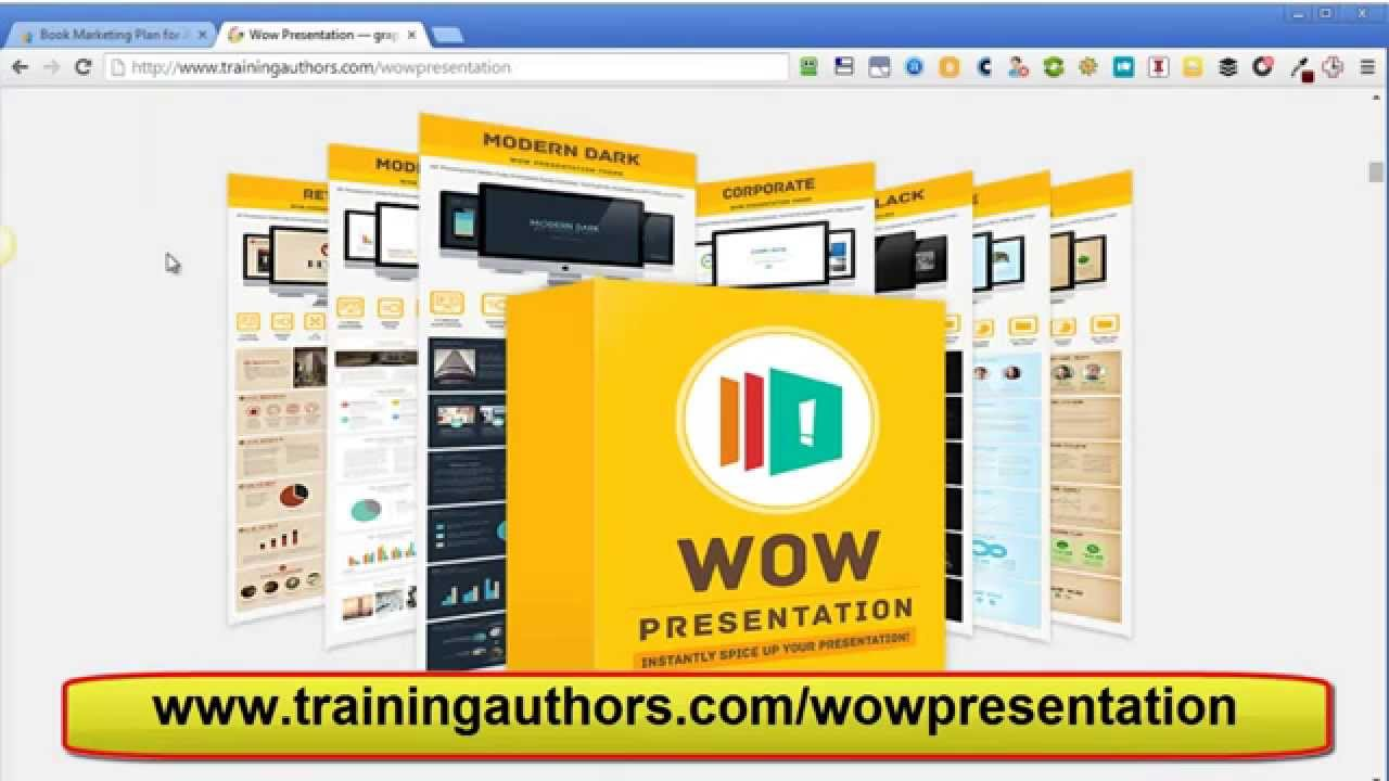 Wow presentation powerpoint templates review youtube wow presentation powerpoint templates review toneelgroepblik Choice Image