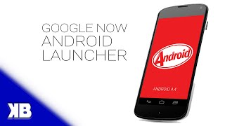 Android 4.4 Launcher Complete TUTORIAL (installing, walkthrough, removing)