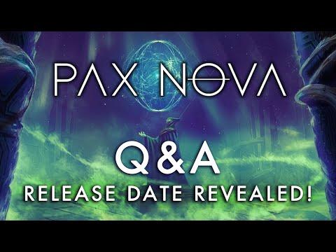 pax nova q a and ea release date may 9th 4xgaming. Black Bedroom Furniture Sets. Home Design Ideas