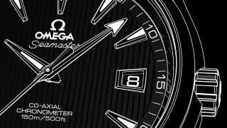 OMEGA Seamaster Aqua Terra Калібру 8500/8501/8507/8508 - Відео Manual