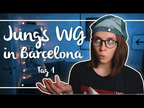 Die JUNGS WG in BARCELONA |1| Annikazion