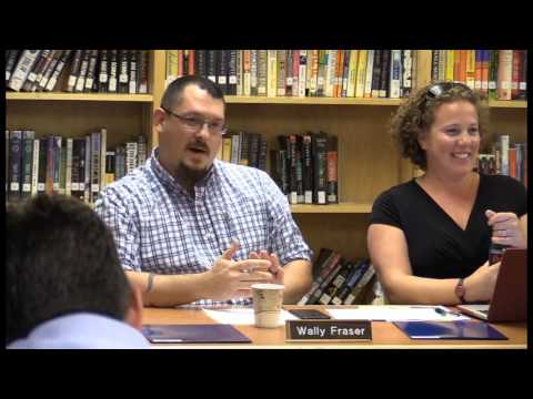 RSU-22 School Board Meeting September 21, 2016 - YouTube