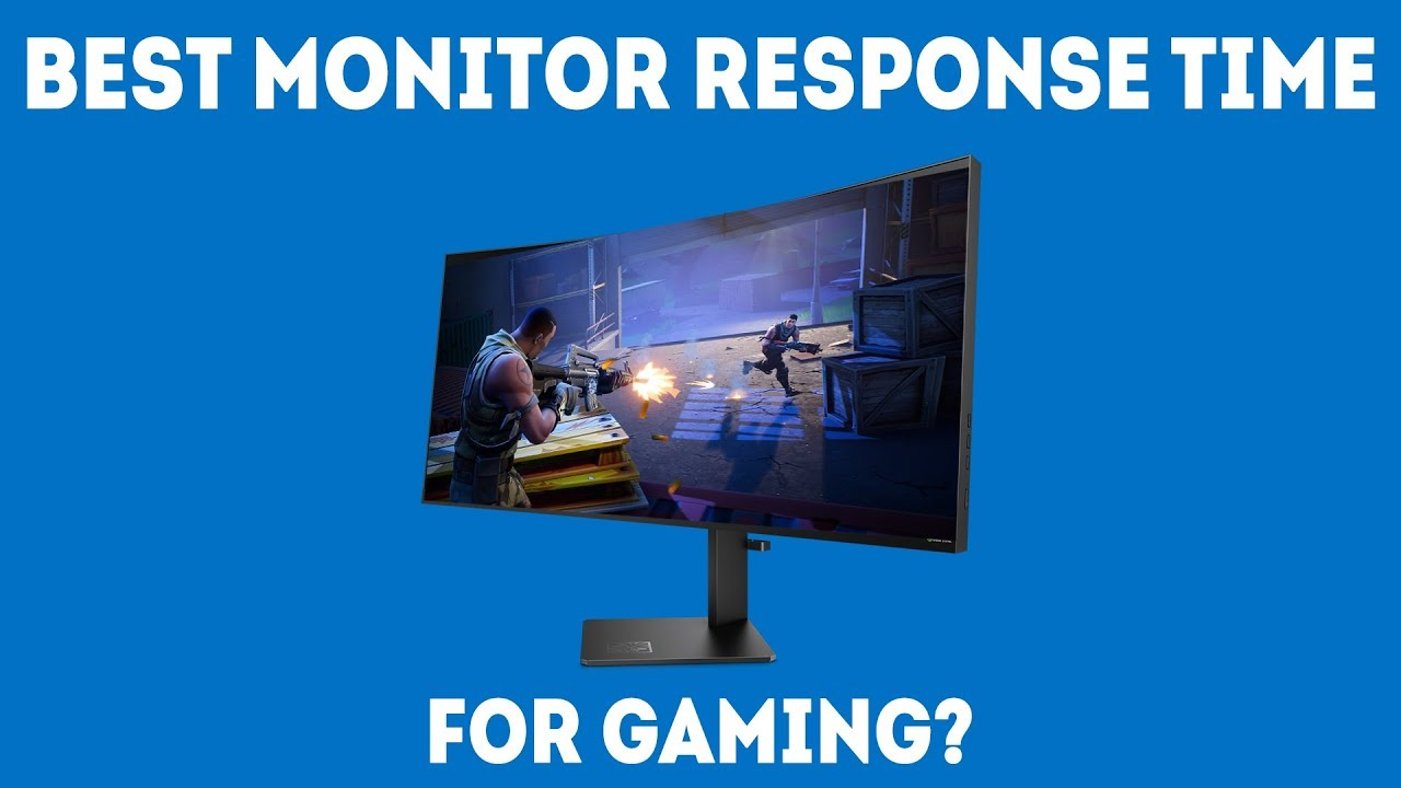 What Is the Best Monitor Response Time For Gaming? [Simple Guide