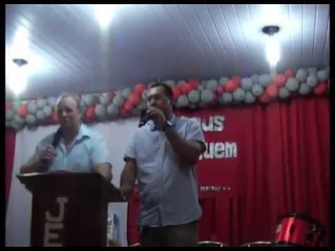 Ministry in Taruma, Amazonia, Brazil