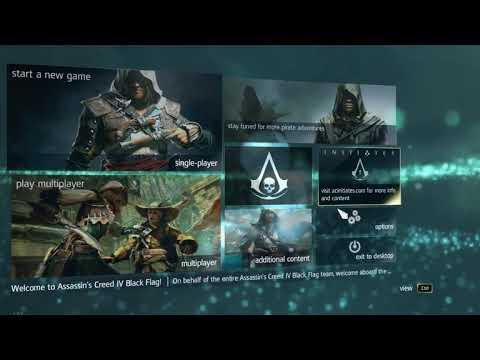 Assassin's Creed IV  Black Flag Uplay Как поменять язык на русский    русификатор
