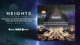 HEIGHTS - Centrifuge (Official HD Audio - Basick Records)