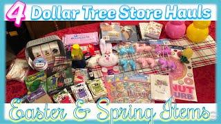 Big Dollar Tree Haul | Easter 🐥 | Spring 2019 🦋