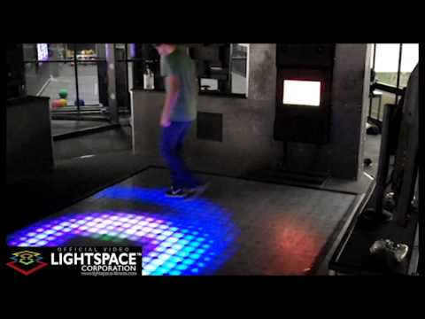 Color Field Activity - Lightspace Active Gaming