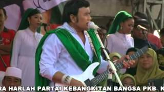 Konser H Rhoma Irama Peduli Nada dan Dakwah Di Cirebon