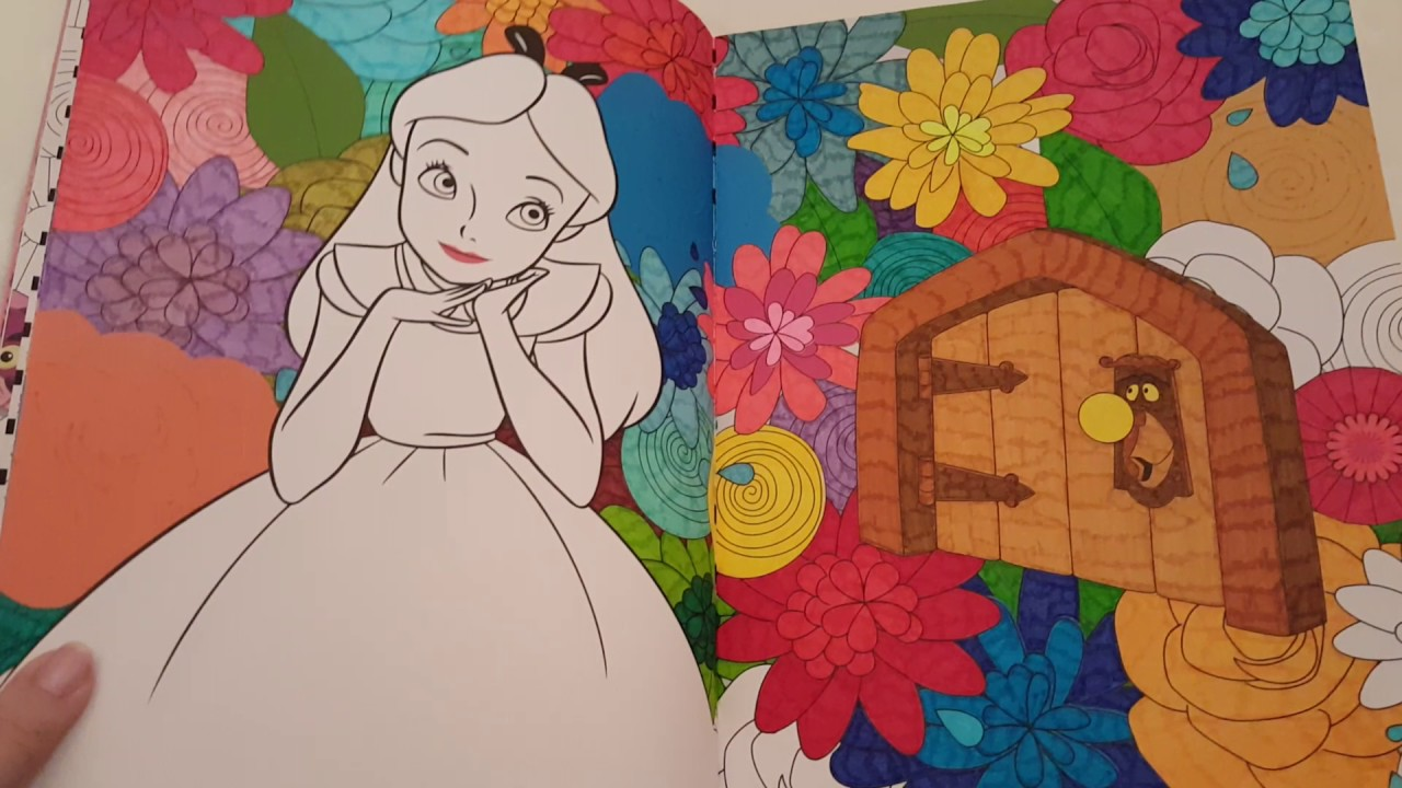 Les Ateliers: Disney: INCROYABLES COLORIAGES: Alice Au Pays Des Merveilles