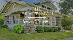 The Craftsman- House Style Series by Joel Perry of Indwell Architecture and Design